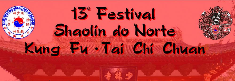 13º Festival Shaolin do Norte